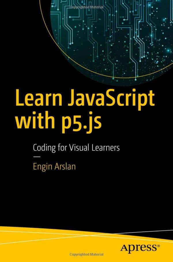 book cover learn javascript